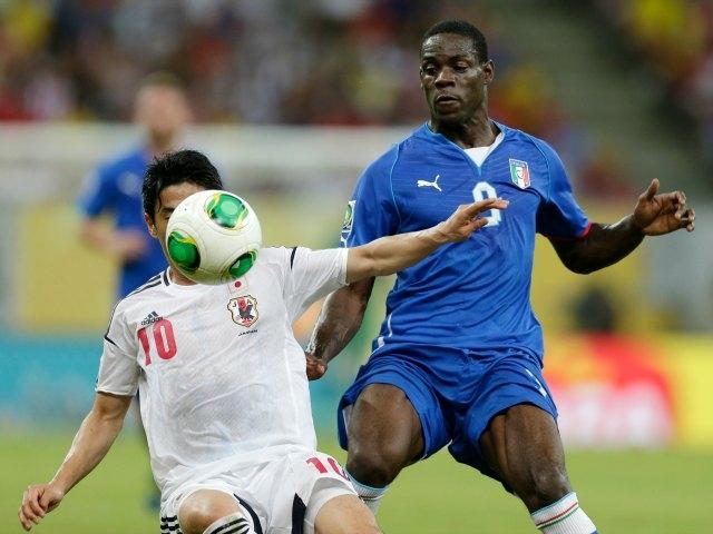Japón ya volvió a empatar; 3-3 con Italia al segundo tiempo