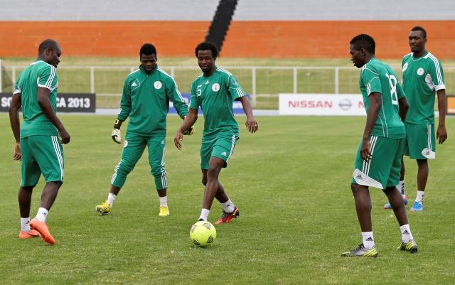 Ambrose  es el símbolo de Nigeria