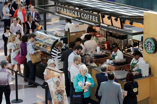Starbucks detallará sus calorías