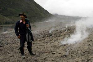 Joven de Oklahoma desaparece en montaña de Ecuador