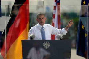 Obama en Berlín propone reducir armas nucleares (fotos y video)