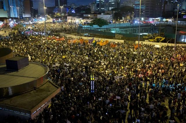 La revoluçao en Brasil