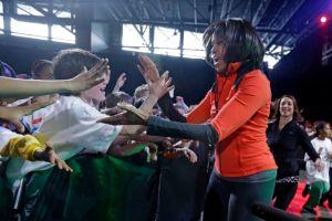Niña puertorriqueña almorzará con Michelle Obama
