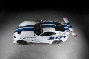 Viper GT3-R, listo para la competencia mundial GT