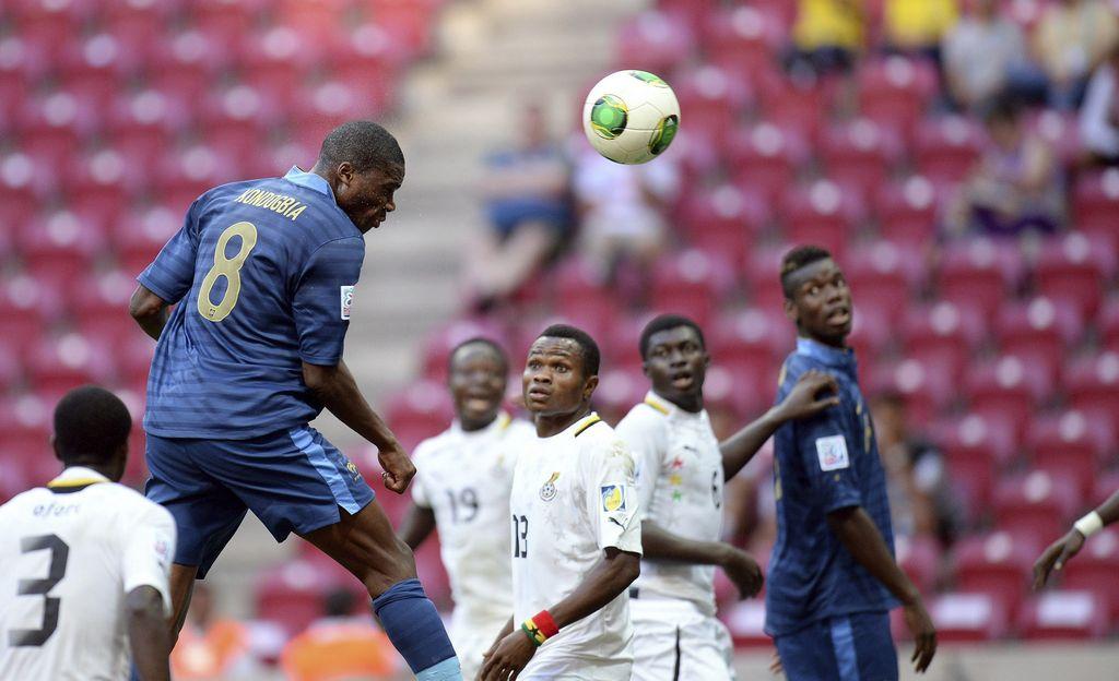 Francia y Corea inician con triunfo en Mundial Sub 20