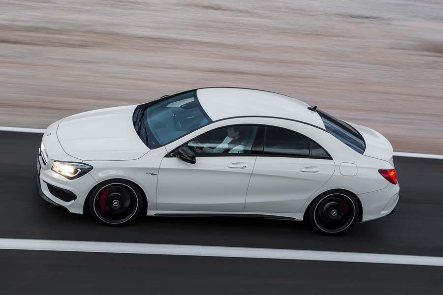AMG le de más potencia al Mercedes-Benz CLA