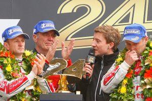 La escudería Audi conquista Le Mans