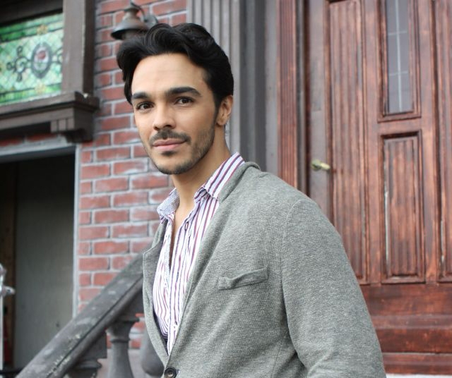 Shalim Ortiz, hijo de  la presentadora Charytín, dice que él solito se abrió camino en el mundo artístico.