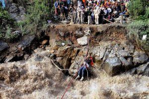 Inundaciones en India dejan al menos 1,000 muertos (fotos)