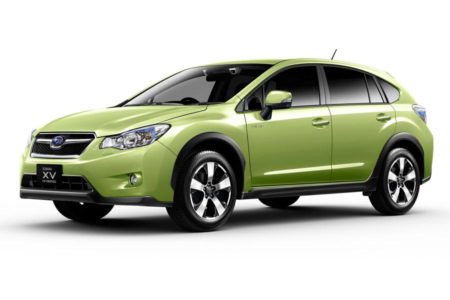 Subaru XV hybrid, la propuesta ecólogica de la marca