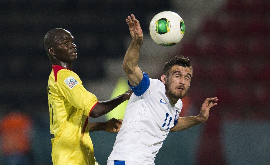 Mali y Grecia dividen puntos en grupo de México