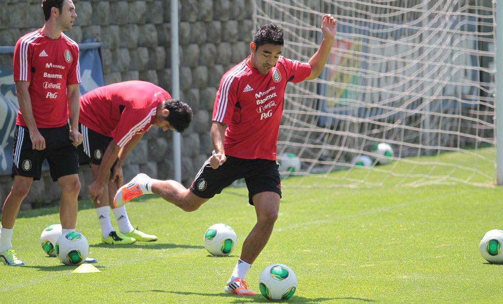 El 'Tri' Copa Oro experimenta y le mete tres al Altamira