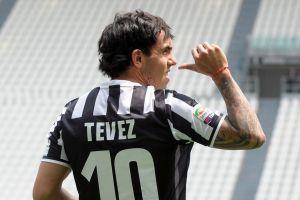 Tevez está orgulloso de portar el 10 con la 'Juve'