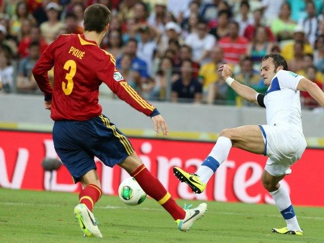España e Italia se van a serie de penales