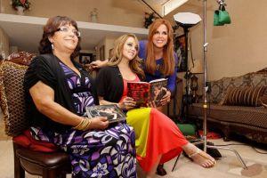 Familia de Jenni Rivera habla sobre su autobiografía (fotos)