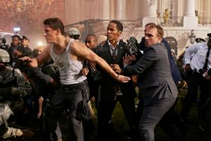 'White House Down', una cinta de acción espléndida