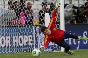 Hasta siempre, capitán: las 10 mejores paradas en la carrera de Iker Casillas