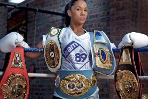 Amanda Serrano derrota a Dominga Olivo en Queens