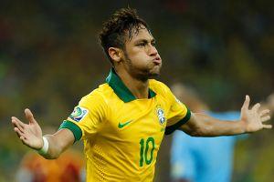 Arranca la parte complementaria con gol de Brasil