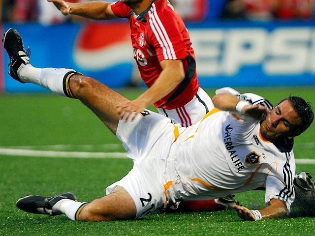 Alan Gordon  nombrado Jugador de la Semana en la MLS
