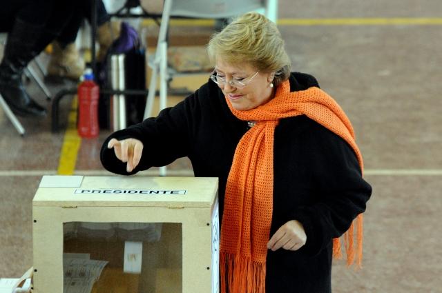 Elevada respuesta a  primarias en Chile