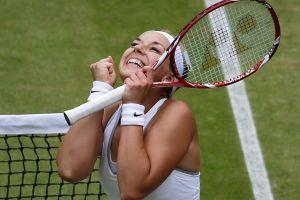 Lisicki asegura su lugar en semifinales de Wimbledon