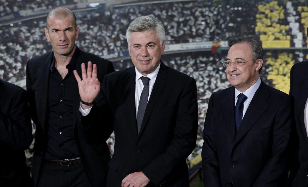 El 'Madrid' de Ancelotti debutará ante el Bournemouth