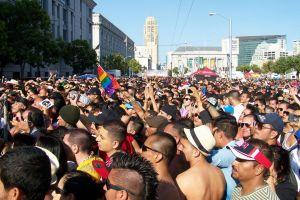 Festival de Orgullo Gay… ¿O despedida de solteros?