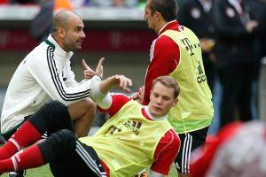 Guardiola probará a Ribéry en distintas posiciones de juego