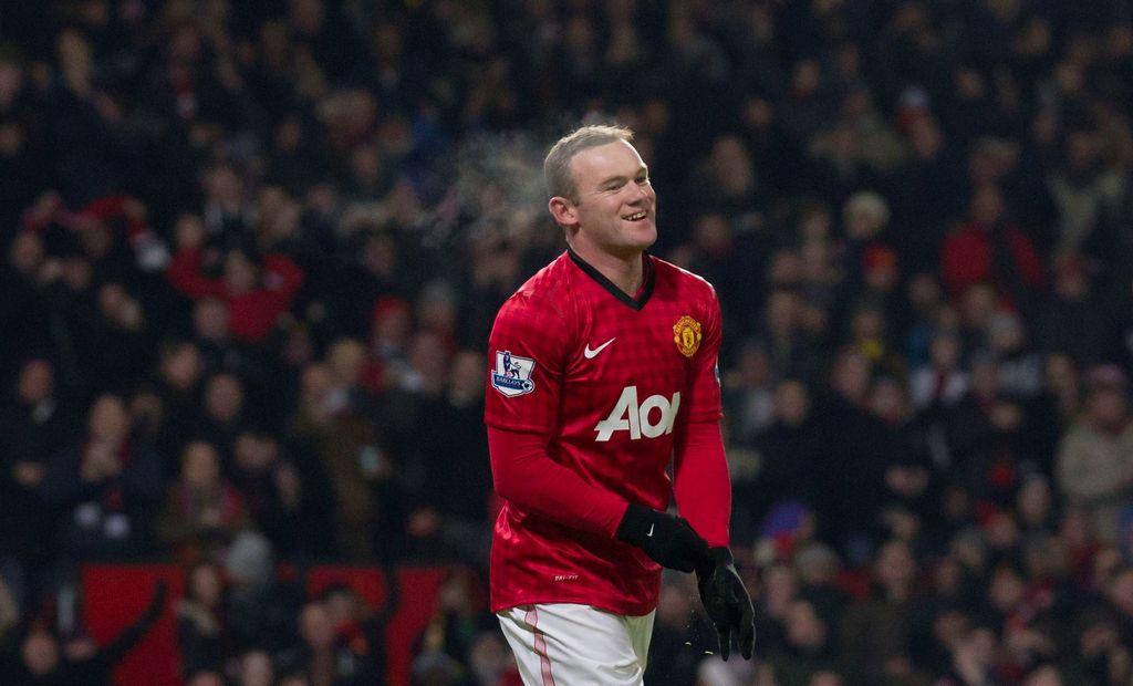 Rooney no se va de Man U.