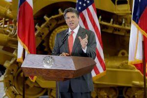 Gobernador Perry no buscará reelección en Texas