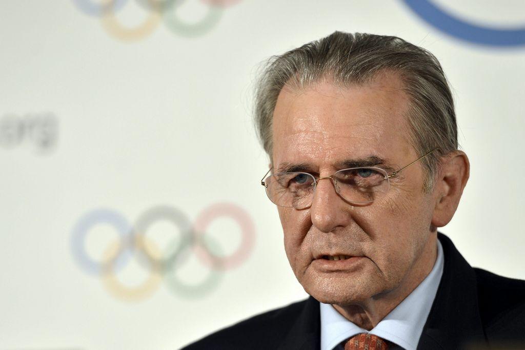 Rogge justifica gastos para Olímpicos de Brasil