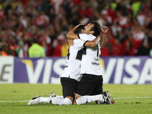Olimpia de Paraguay, a la final de la Libertadores