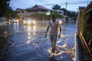 Cancelados por Chantal vuelos desde República Dominicana