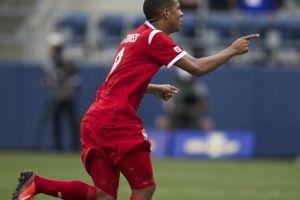 Panamá, primer clasificado a cuartos de Copa Oro (Fotos)