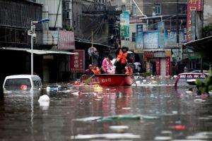 Alud en  China sepulta a  decenas