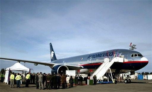 Aeroméxico es actualmente la única aerolínea en su país con aviones Boeing.