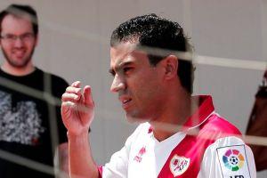 Técnico del Rayo espera repunte de Nery Castillo