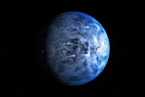 """Descubren otro """"planeta azul"""" lejos de la Tierra"""