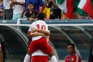 Martinica ya le hizo gol al Tri; 1-2 al medio tiempo