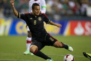 Martinica y México están 0-0 al primer tiempo