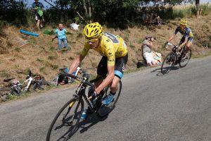 Costa gana etapa mientras Froome y Contador sostienen duelo