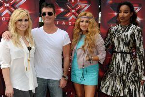 'X Factor' grabó el viernes sin Paulina Rubio