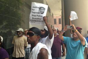 Dos detenidos en Houston durante protestas por la absolución de Zimmerman