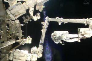 Video del día: astronautas rescatan a compañero que se ahoga