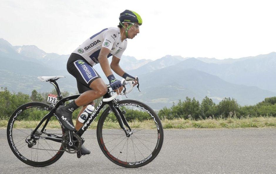Colombiano Quintana se mantiene como mejor juvenil del Tour