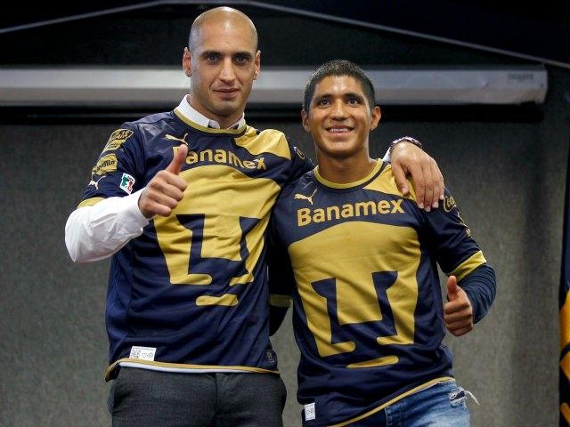 Nahuelpan dice estar listo para su debut con Pumas