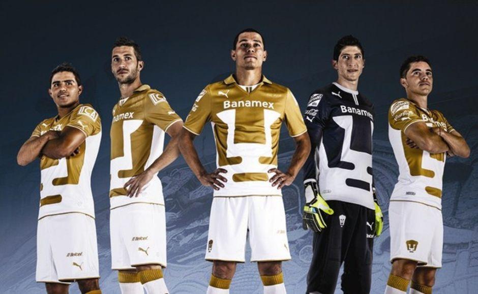Pumas de la UNAM presenta su nueva piel