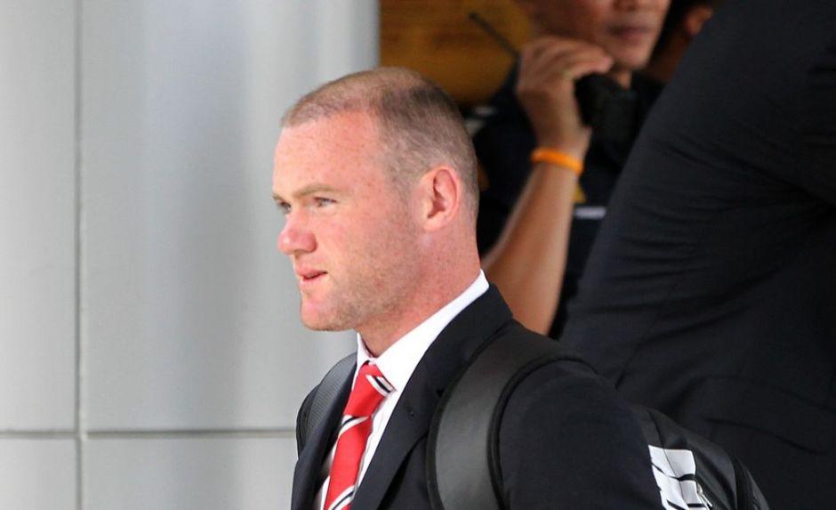Man U rechaza oferta de Chelsea por Rooney