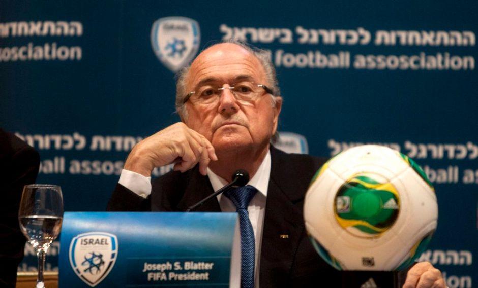 Blatter apuesta ahora por un Mundial de Qatar en invierno